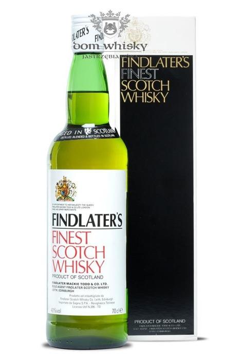Findlater's Finest Scotch Whisky / 40% / 0,7l