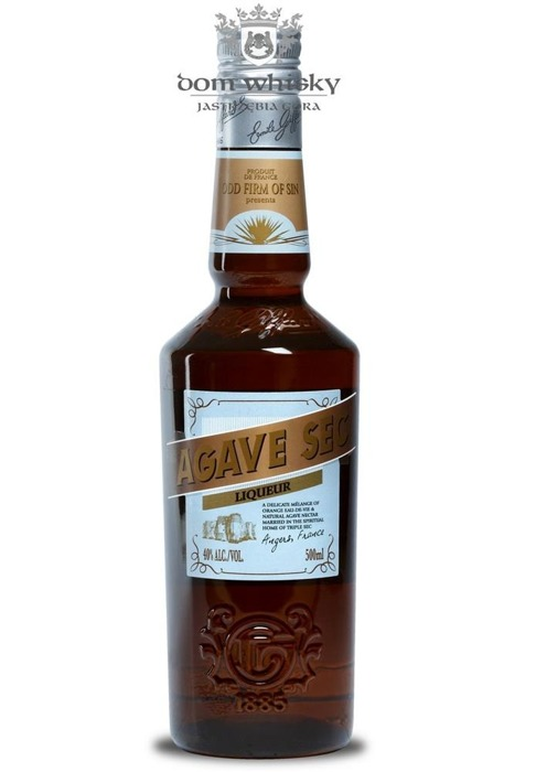 Giffard AGAVE SEC LIQUEUR / 40% / 0,5l