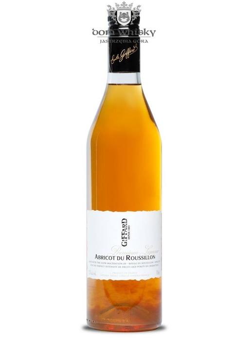 Giffard Abricot du Roussillion likier barmański / 25% / 0,7 l
