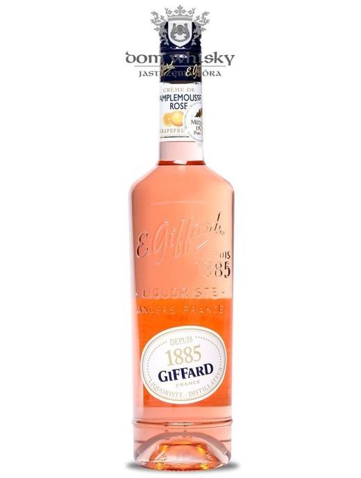 Giffard Creme De Pamplemousse likier barmański / 16% / 0,7l