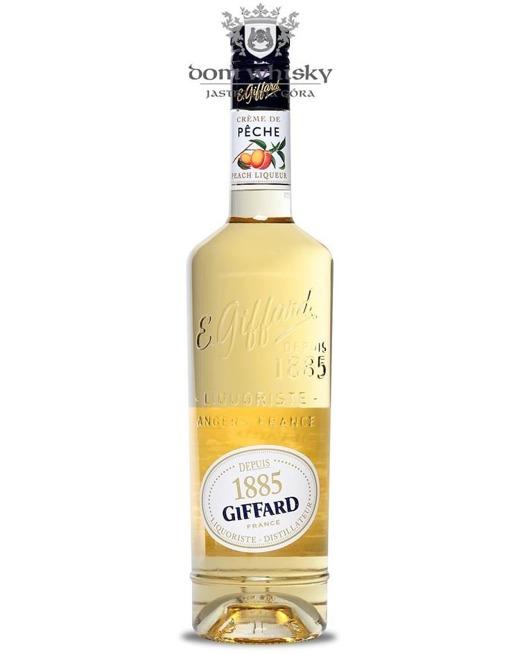 Giffard Creme De Peche likier barmański / 16% / 0,7l