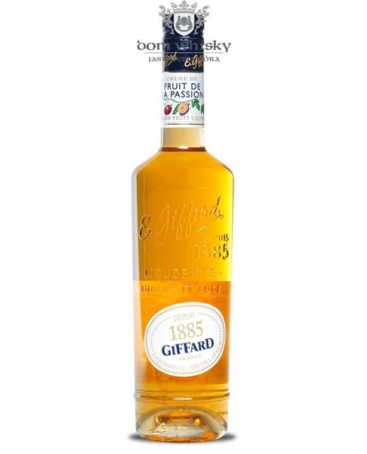 Giffard Creme Fruits de Passion likier barmański / 16% / 0,7l
