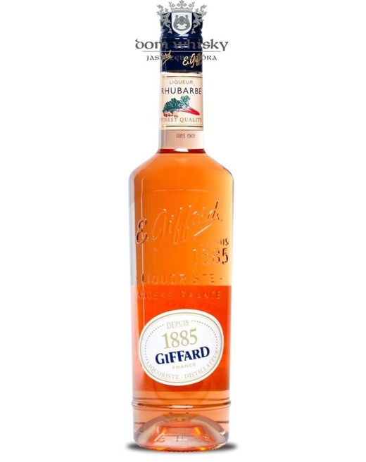 Giffard Rhubarbe likier barmański / 20% / 0,7l