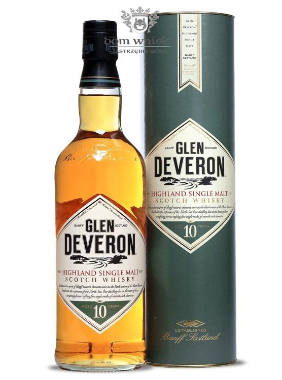 Glen Deveron 10-letni  / 40% / 0,7l