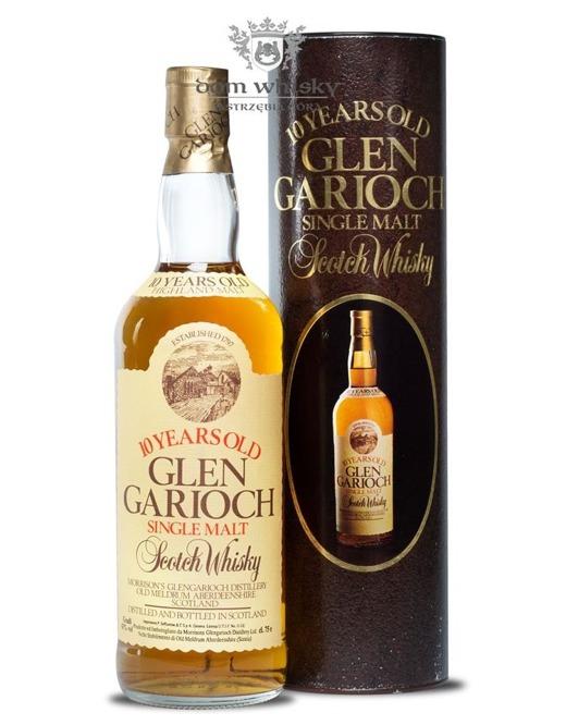Glen Garioch 10-letni (Bottled1980s) / 43% / 0,75l