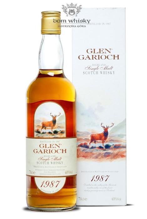 Glen Garioch 1987 Single Malt / 40% / 0,7l