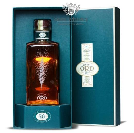 Glen Ord 28-letni (Bottled 2003) Limited Edition / 58,3% / 0,7l