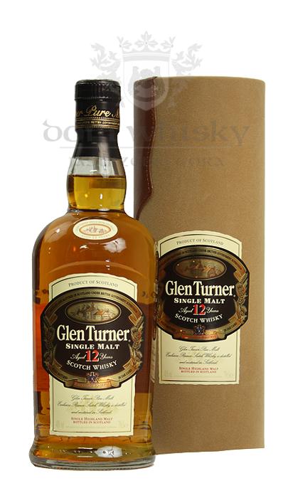 Glen Turner 12 letni / skóra / 40% / 0,7l