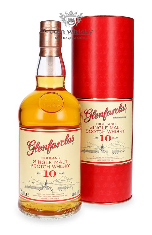 Glenfarclas 10-letni / 40% / 0,7l