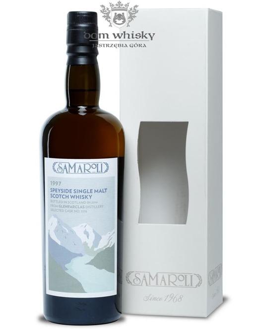 Glenfarclas 1997 (Bottled 2014) Samaroli / 45% / 0,7l