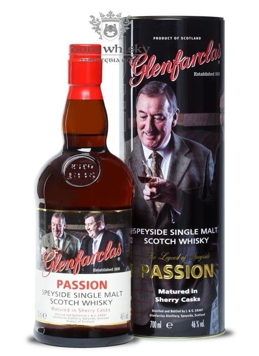 Glenfarclas Passion / 46% / 0,7l