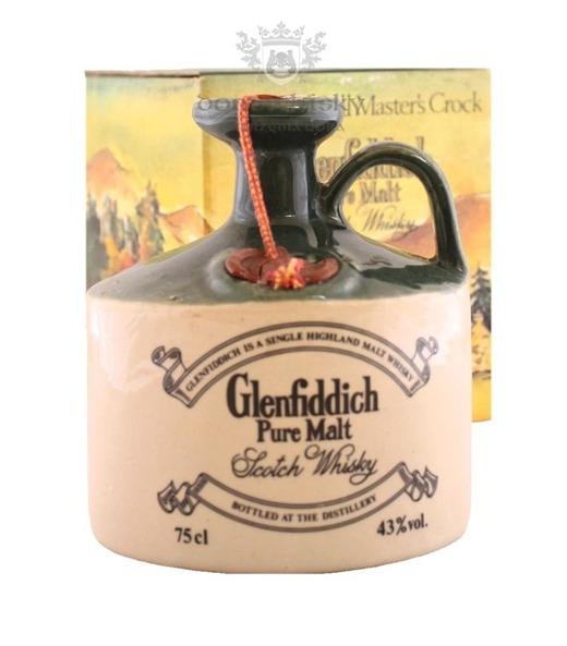 Glenfiddich Pure Malt Masters Crock / bez opak./ 43% / 0,75l