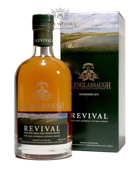 Glenglassaugh Revival / 46% / 0,7l