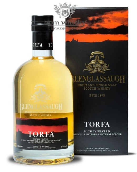 Glenglassaugh Torfa Richly Peated / 50% / 0,7l
