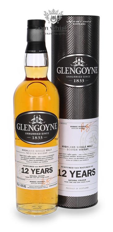 Glengoyne 12-letni / 43% / 0,7l