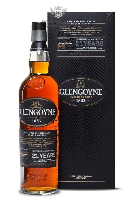 Glengoyne 21-letni / 43% / 0,7l