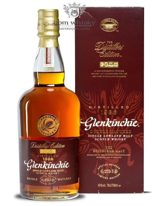 Glenkinchie 1986 (Bottled 1999) Distillers Edition / 43% / 0,7l