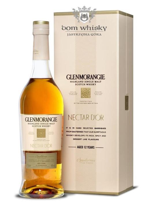 Glenmorangie 12-letni Nectar D'or, Sauternes Finish / 46% / 0,7l
