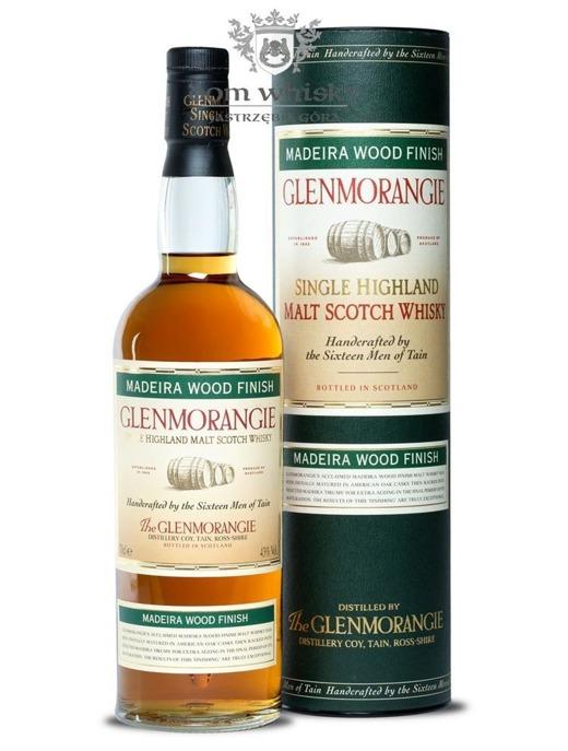 Glenmorangie Madeira Wood Finish 2nd Edition / 43% / 0,7l