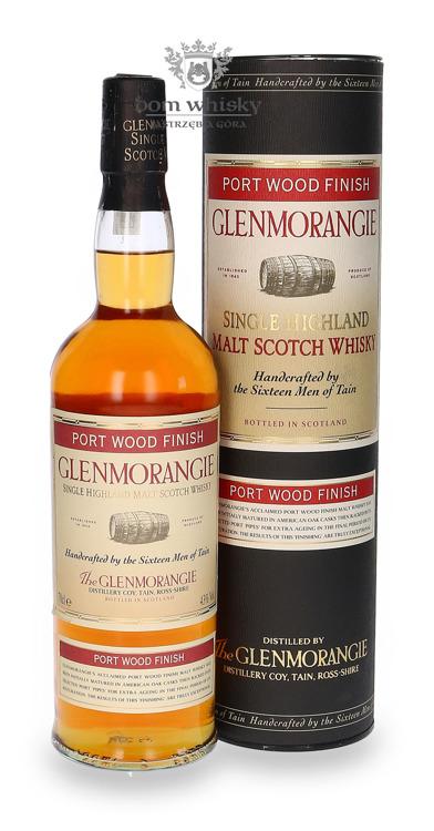 Glenmorangie Port Wood Finish 2nd Edition / 43% / 0,7l