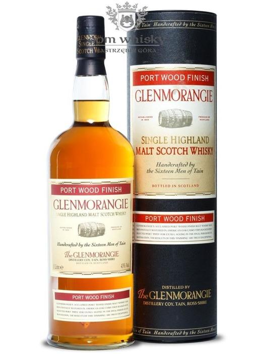Glenmorangie Port Wood Finish 2nd Edition / 43% / 1,0l
