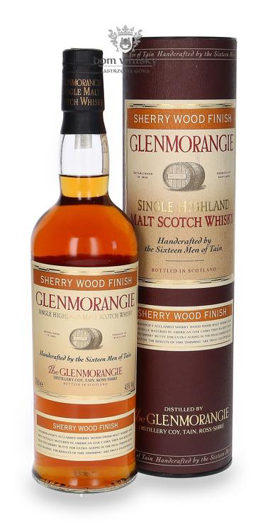 Glenmorangie Sherry Wood Finish 2nd Edition / 43% / 0,7l