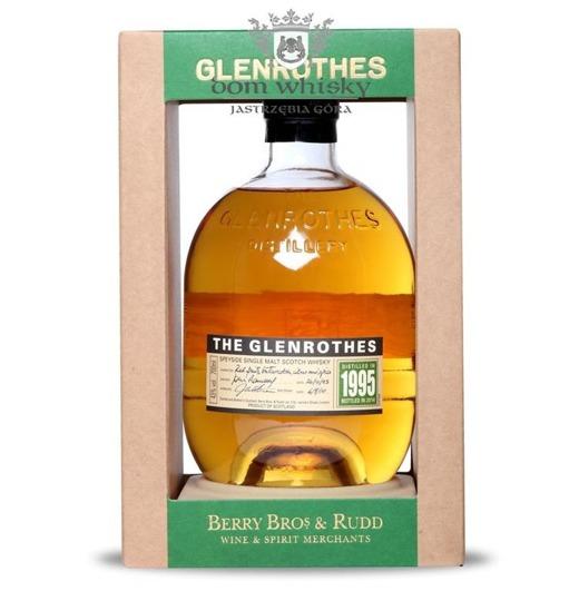 Glenrothes 1995 (Bottled 2014) / 43% / 0,7l