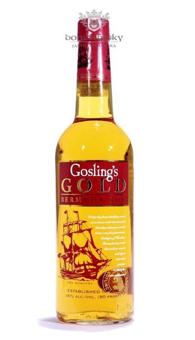 Gosling's Gold Seal Bermuda Rum / 40% / 0,7l