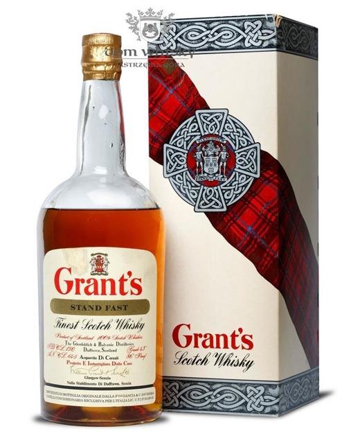 Grant's Stand Fast / 43% / 1,5l