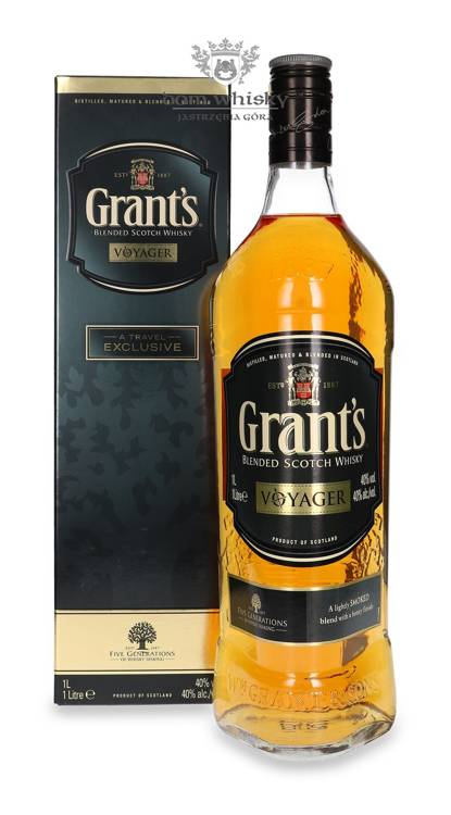 Grant's Voyager / 40% / 1,0l