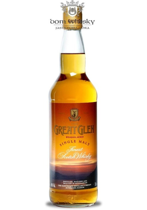 Great Glen 3-letni Single Malt / 40% / 0,7l