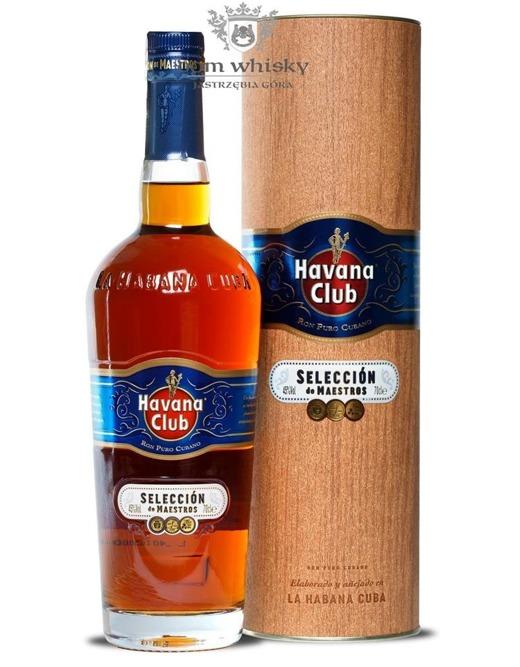 Havana Club Selección de Maestros / 45% / 0,7l