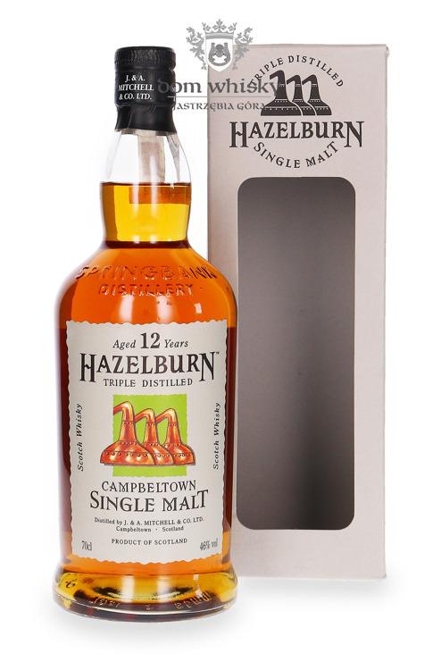 Hazelburn 12-letni / 46% / 0,7l