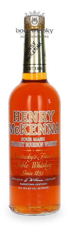 Henry McKenna / 40% / 0,75l