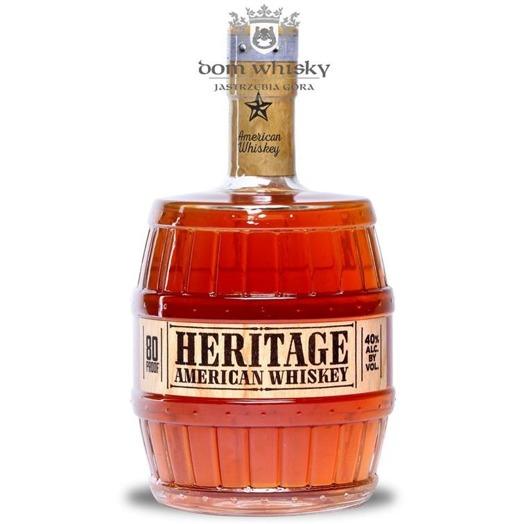 Heritage American Whiskey / 40% / 0,7l