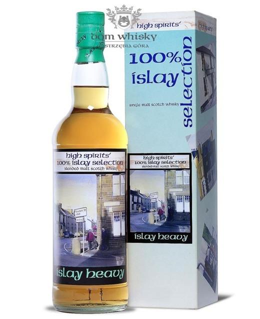 High Spirits 100% Islay Selection Blended Malt /46%/0,7l
