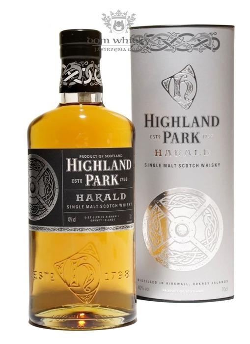 Highland Park Harald / 40% / 0,7l