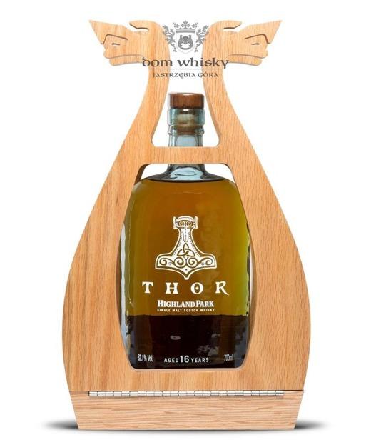 Highland Park Thor, 16-letni / 52,1% / 0,7l