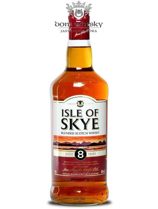 Isle of Skye 8-letni / 40% / 0,7l