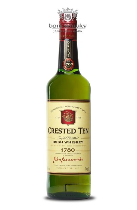 Jameson Crested Ten / 40% / 0,7l