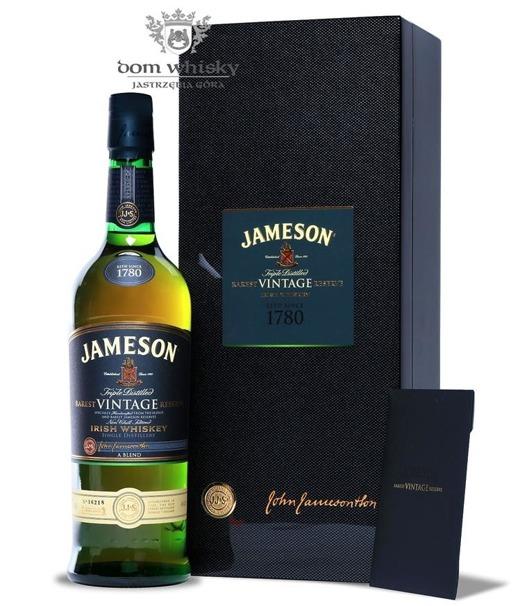 Jameson Rarest Vintage Reserve / 46% / 0,75l