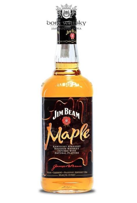 Jim Beam Maple / 35% / 0,7l
