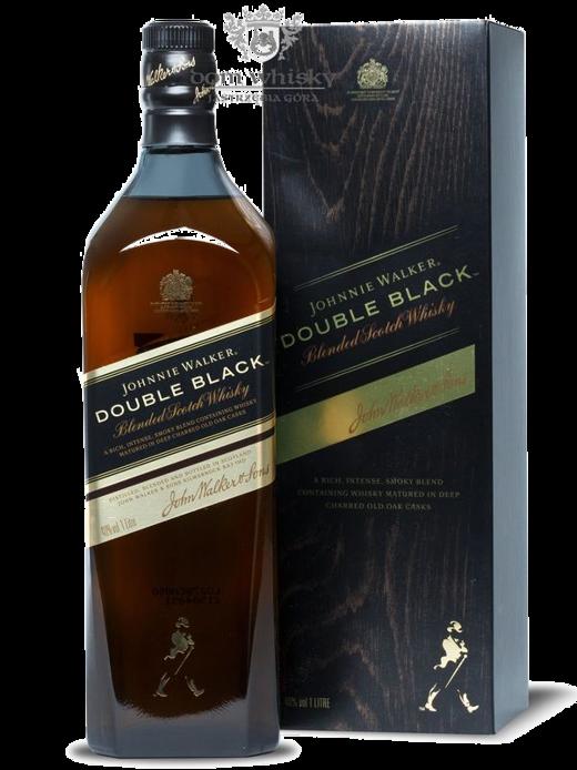 Johnnie Walker Double Black / 40% / 1,0l