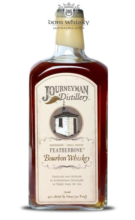 Journeyman Featherbone Bourbon Whisky (USA-Michigan) /45%/0,75l