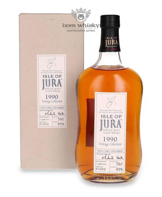 Jura 1990 Vintage (Bottled 2005) /45%/0,7l
