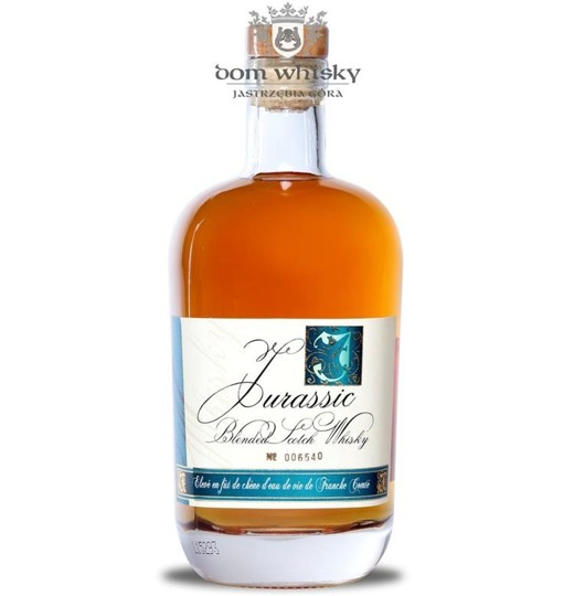 Jurassic Blended Whisky Franche Comte / 40% / 0,7l