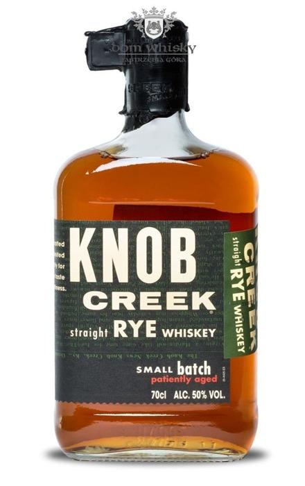 Knob Creek Rye / 50% / 0,7l