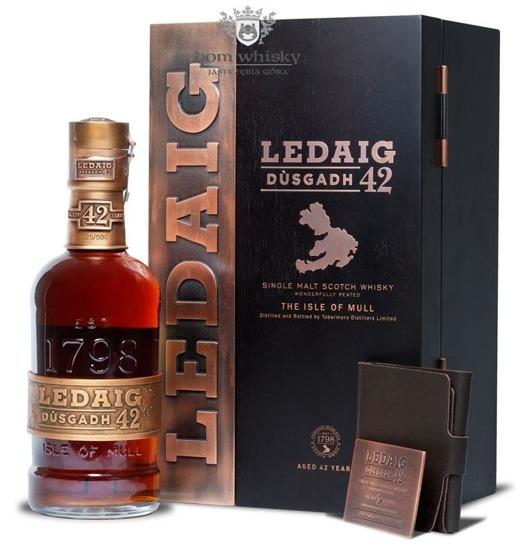 Ledaig Dùsgadh 42-letni (D.1972, B.2015) / 46,3% /0,7l