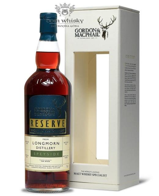 Longmorn 1966, 44-letni (B. 2011) Gordon & MacPhail /44,3%/0,7l
