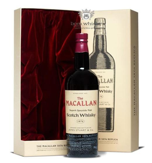 Macallan 1876 Replica /40,6%/0,7l